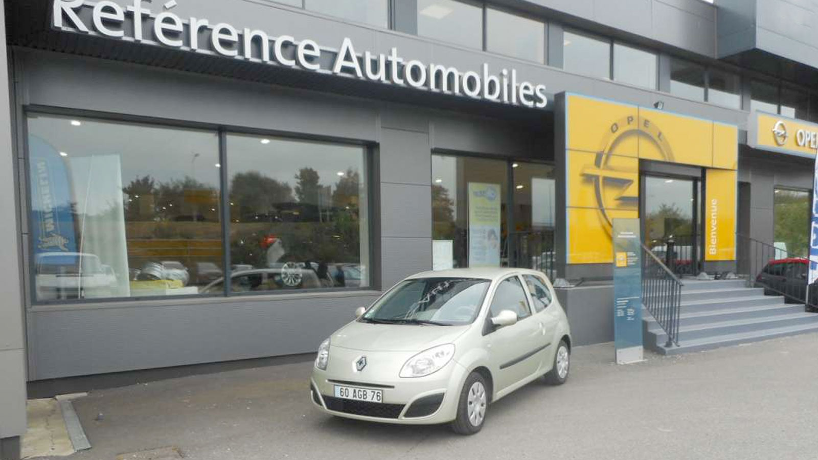 RENAULT TWINGO 1.5 DCI 65CH EXPRESSION