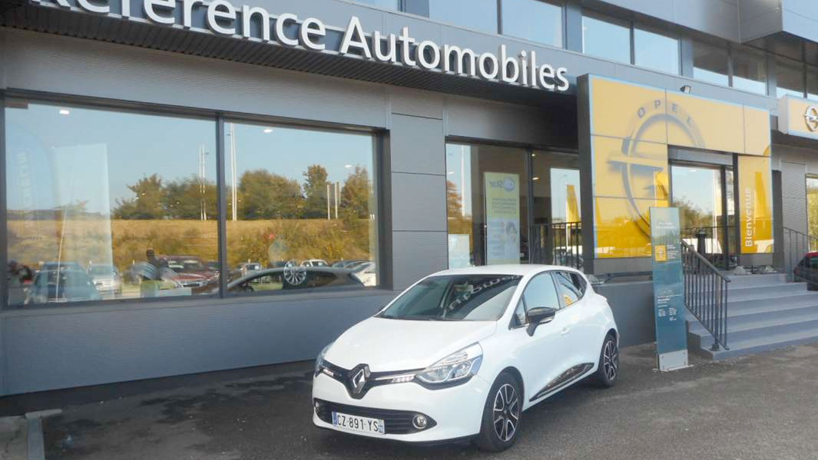 RENAULT CLIO 4 ENERGY INTENS 1.2 TCE 90CH 5 PORTES