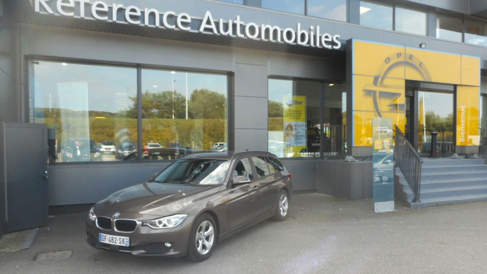 BMW SERIE 3 TOURING 320D 163CH LOUNGE