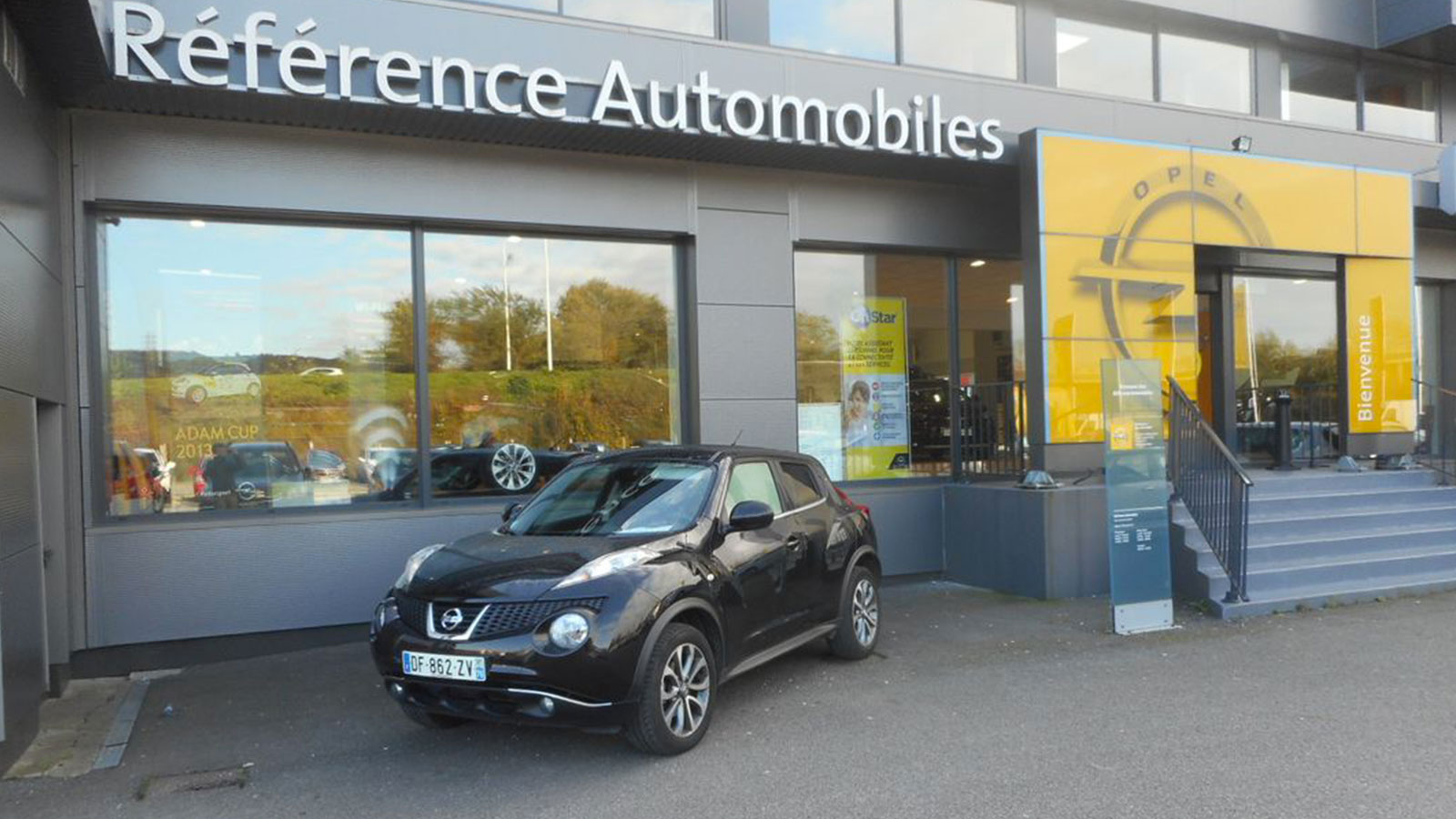NISSAN JUKE 1.5 DCI 115CH CONNECT EDITION