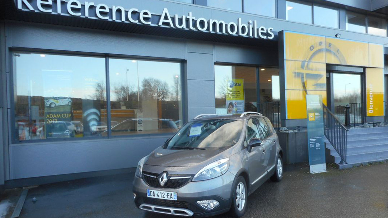 RENAULT SCENIC XMOD 1.5 DCI 110CH BOSE