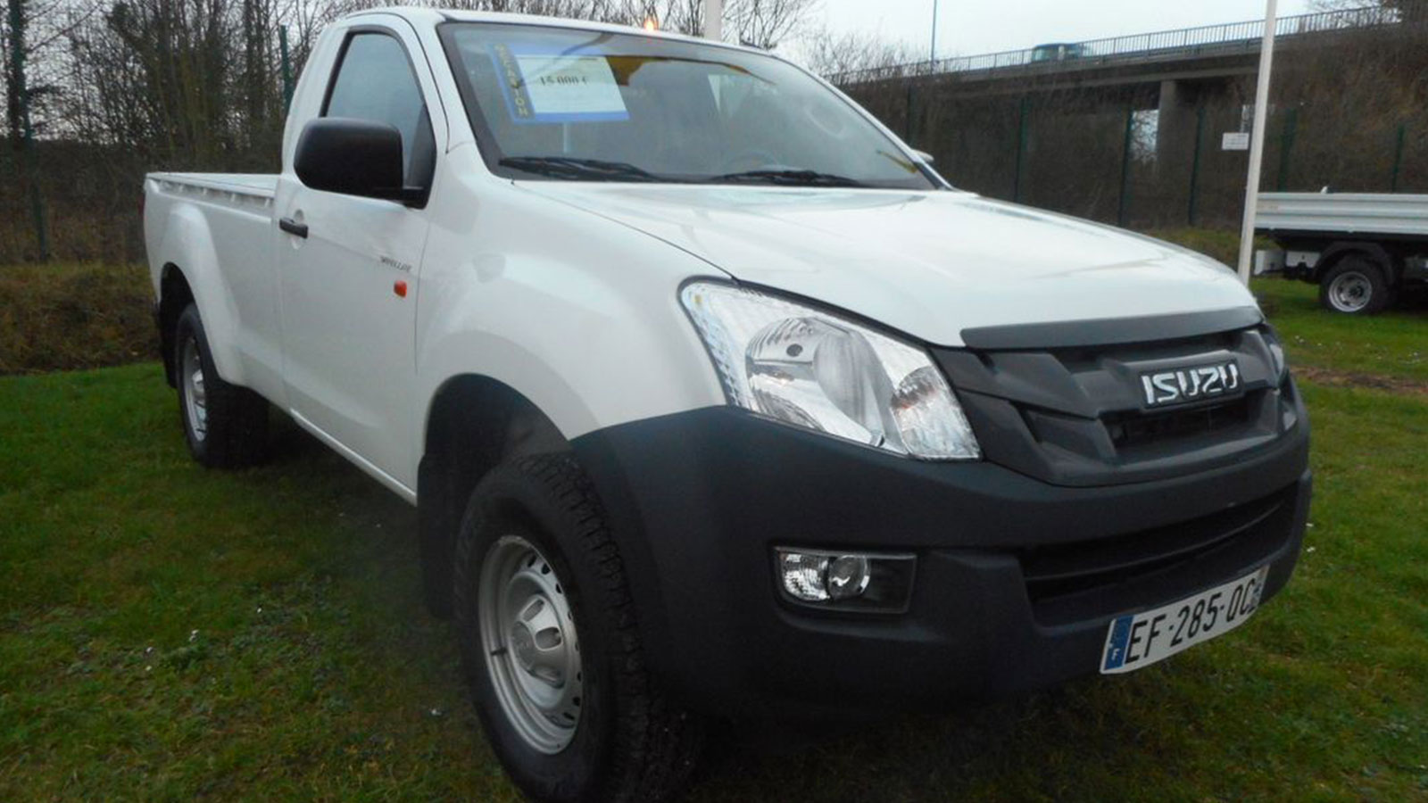 ISUZU D-MAX SATELLITE SINGLE 2.5 BI-TURBO 163CH