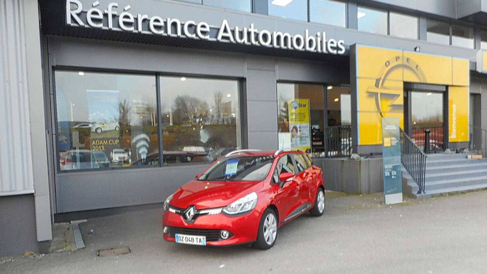 RENAULT CLIO ESTATE 1.5 DCI 90CH ENERGY BUSINESS