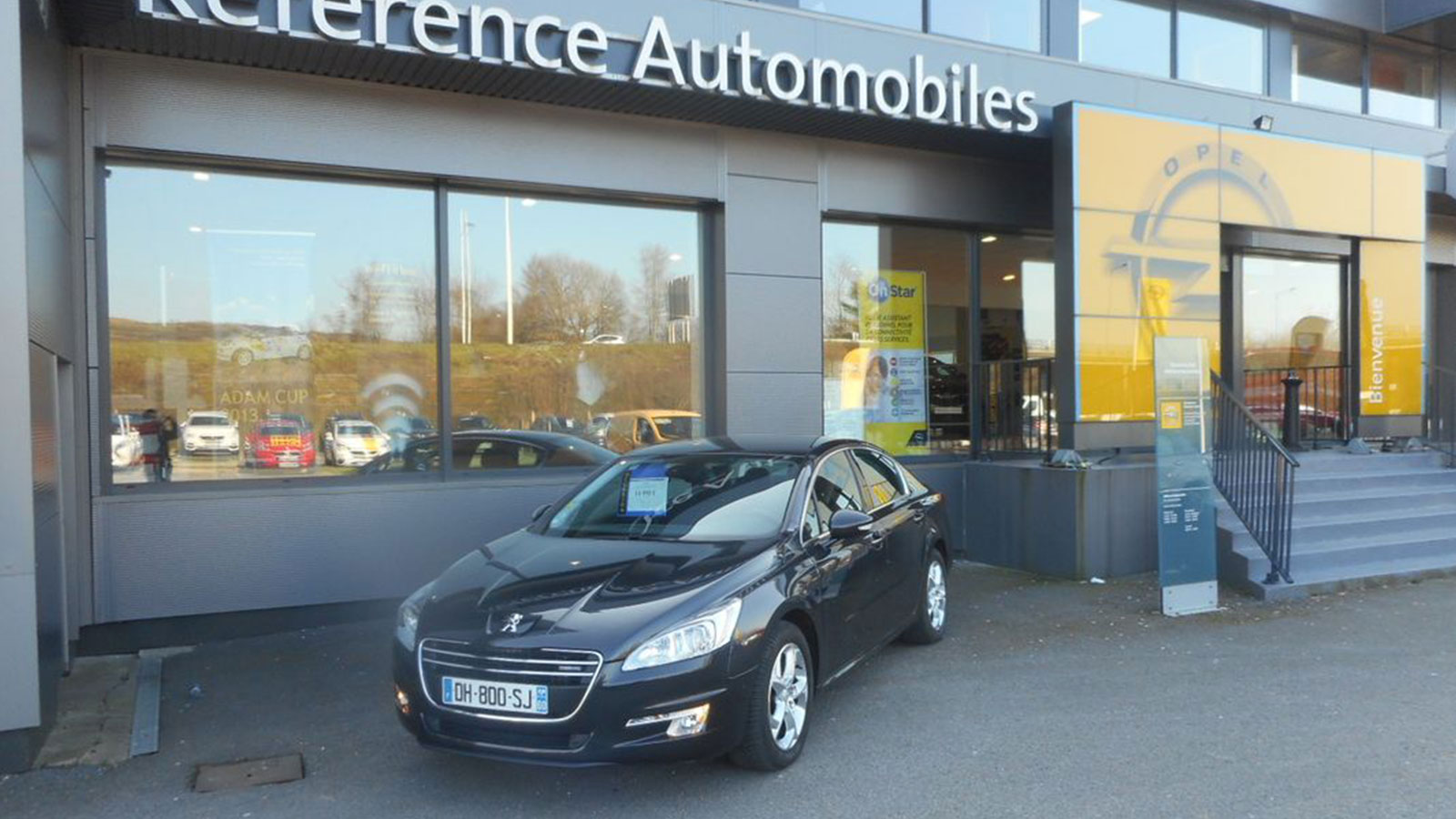PEUGEOT 508 BUSINESS PACK 2.0 BLUEHDI 150CH