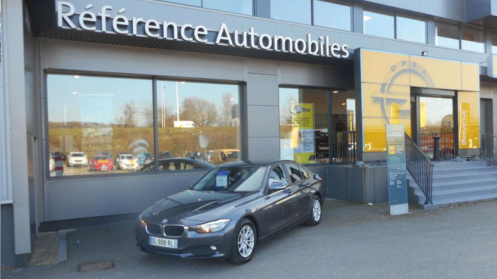 BMW SERIE 3 320D 163CH EDITION BUSINESS