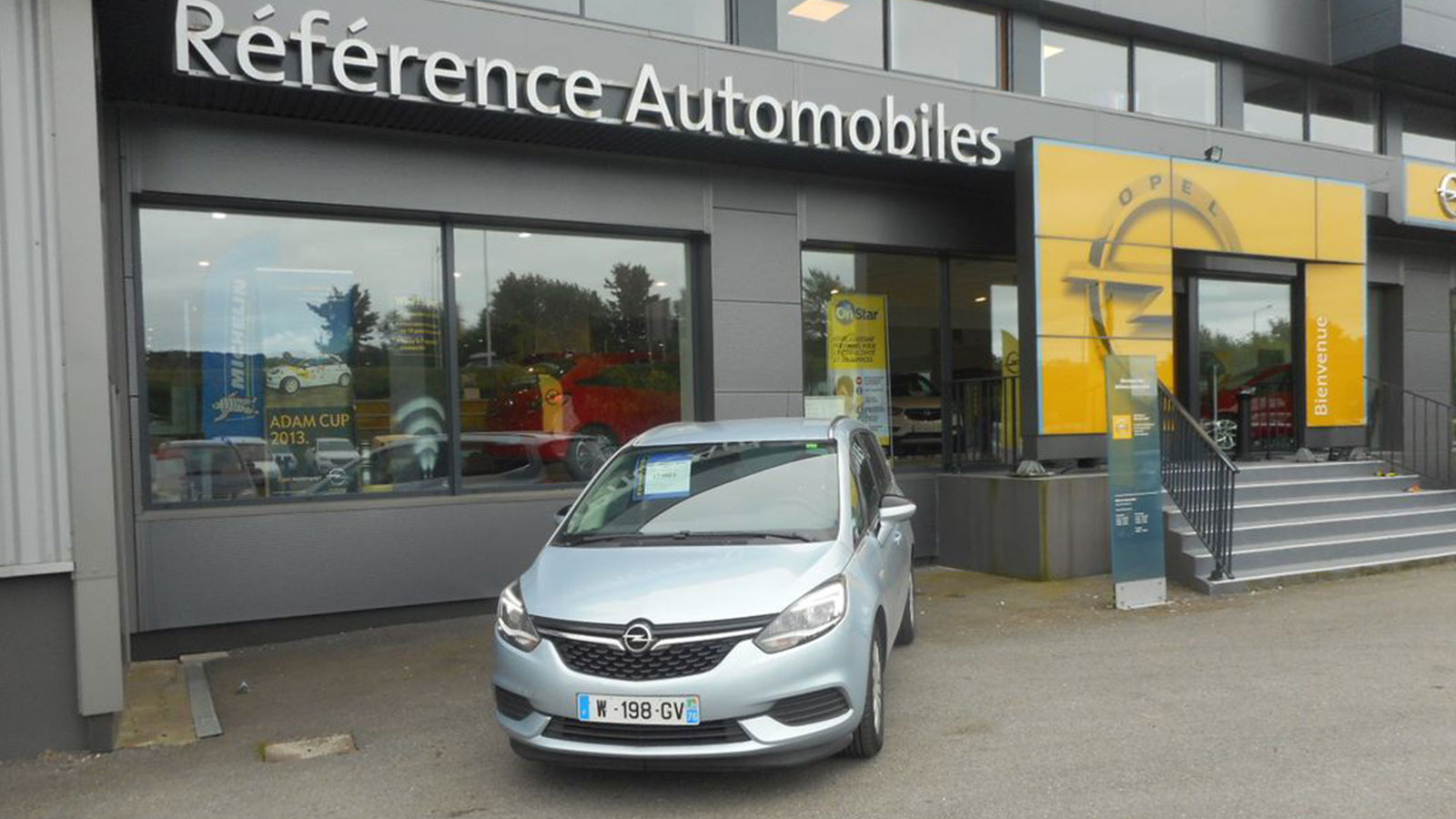 OPEL ZAFIRA EDITION 1.6 CDTI 136CH 7 PLACES