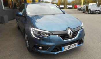 RENAULT MEGANE 1.5 DCI 110CH BUSINESS ENERGY full