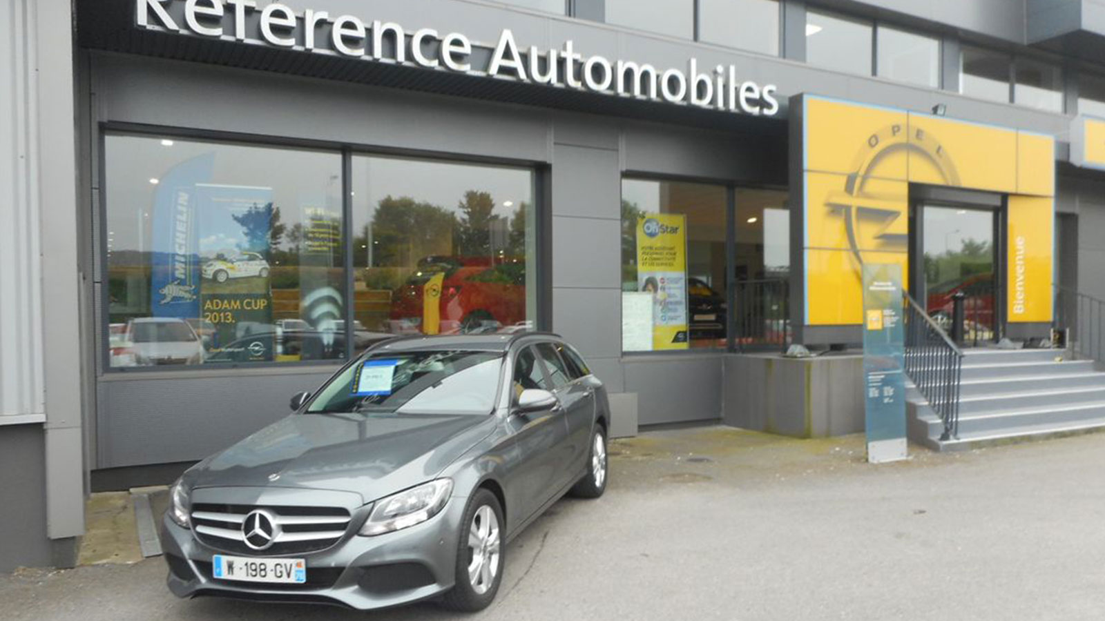 MERCEDES-BENZ CLASSE C SW BUSINESS 200 D TRONIC