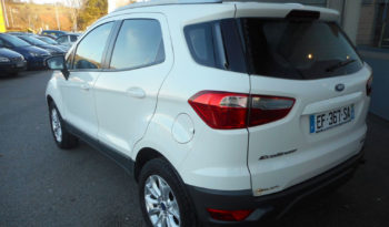 FORD ECOSPORT 1.0 TURBO 125CH TREND full