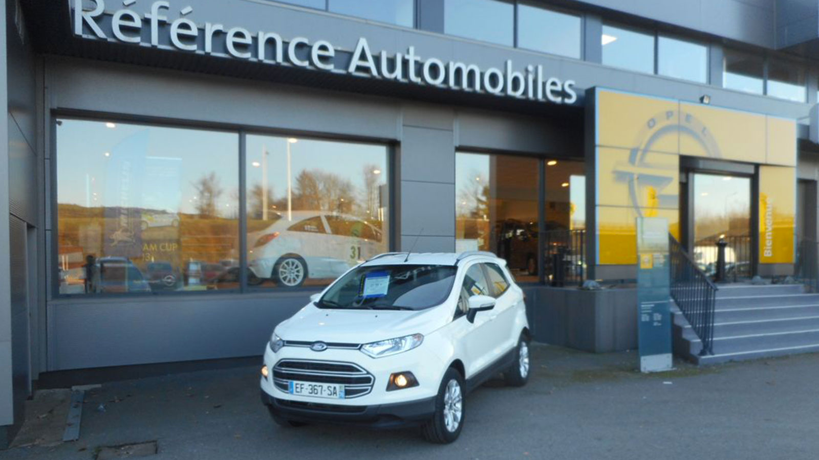 FORD ECOSPORT 1.0 TURBO 125CH TREND