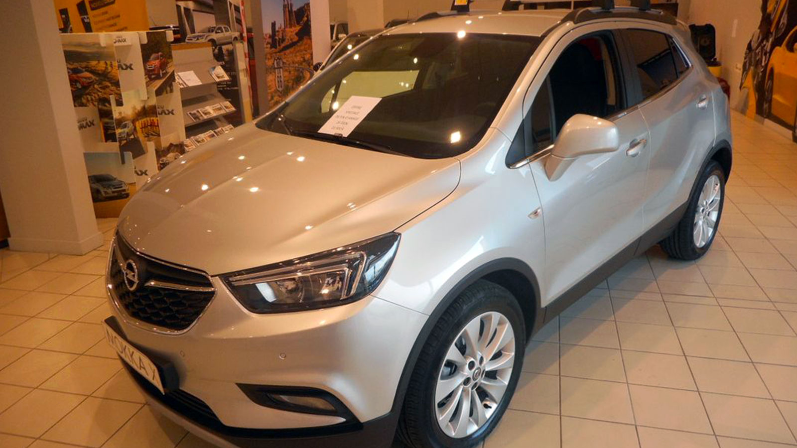 OPEL MOKKA X INNOVATION 1.4 TURBO 140CH DIRECTION