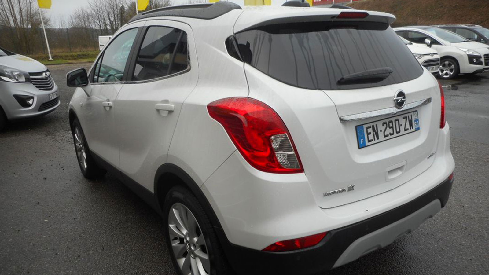 opel mokka x elite 1 4 turbo 140ch  u2013 opel dieppe  u2013 76  u2013 seine