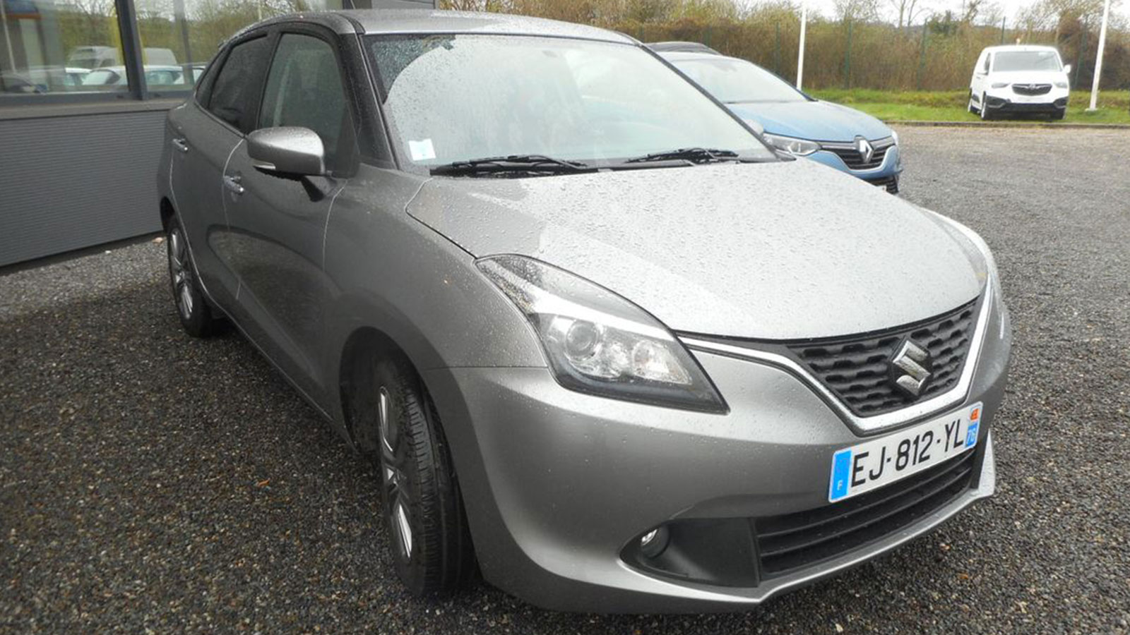 SUZUKI BALENO 1.0 TURBO ESS PACK