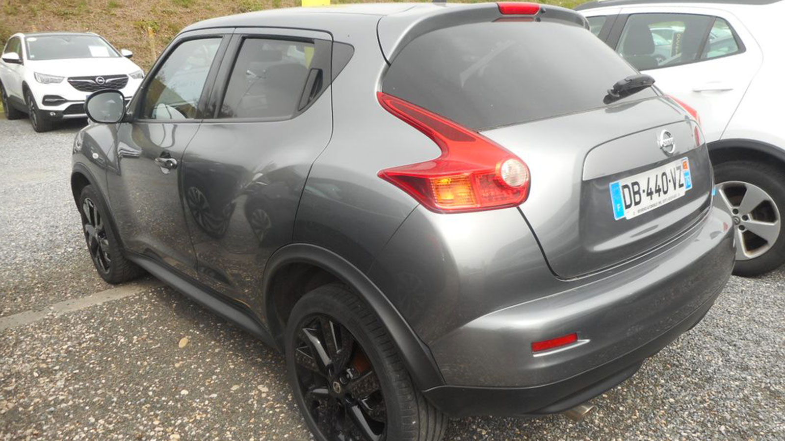 NISSAN JUKE 1.5 DCI 110CH CONNECT full
