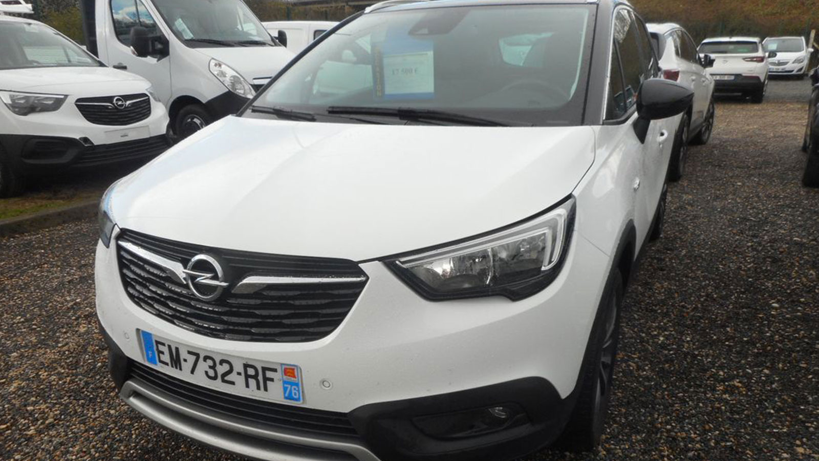 OPEL CROSSLAND X TURBO 130CH ESSENCE INNOVATION