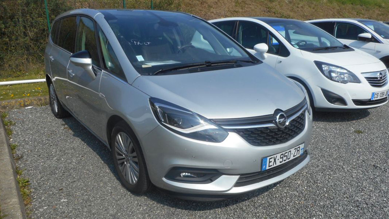 OPEL ZAFIRA ELITE 1.4 TURBO ESS 140CH 7PLACES