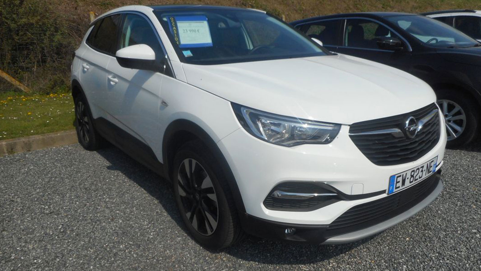 OPEL GRANDLAND X 1.2 TURBO 130CH INNOVATION