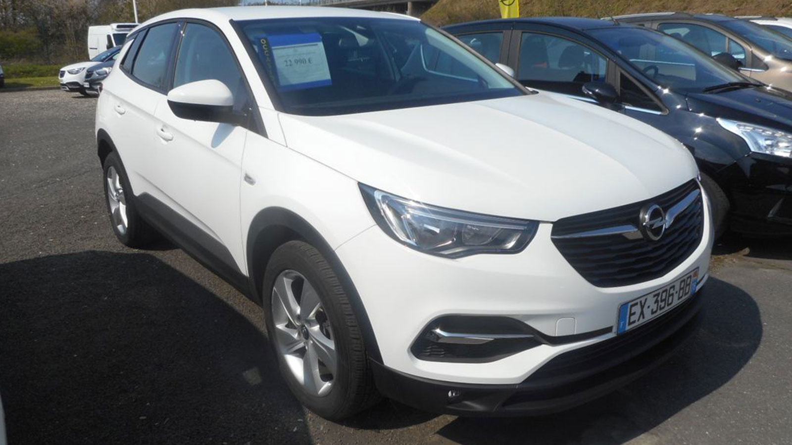 OPEL GRANDLAND X 1.2 TURBO 130CH EDITION
