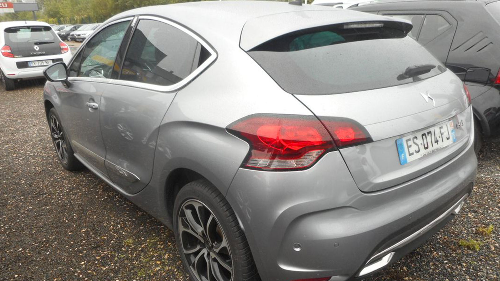 CITROËN DS4 SPORT CHIC PURE TECH 130CH full