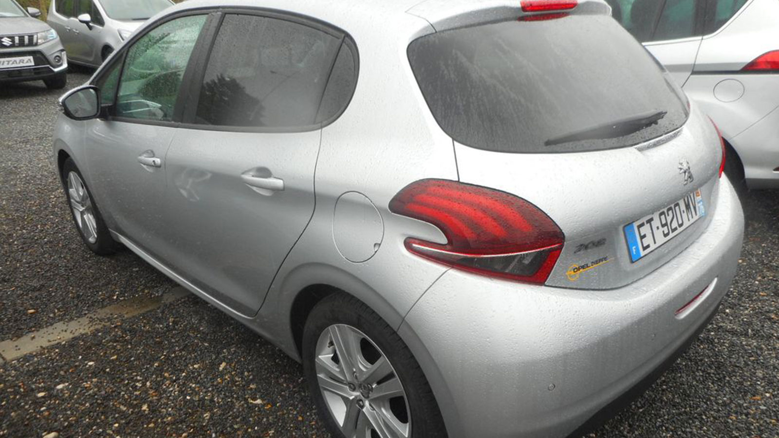 PEUGEOT 208 1.2 PURETECH 82CH STYLE full