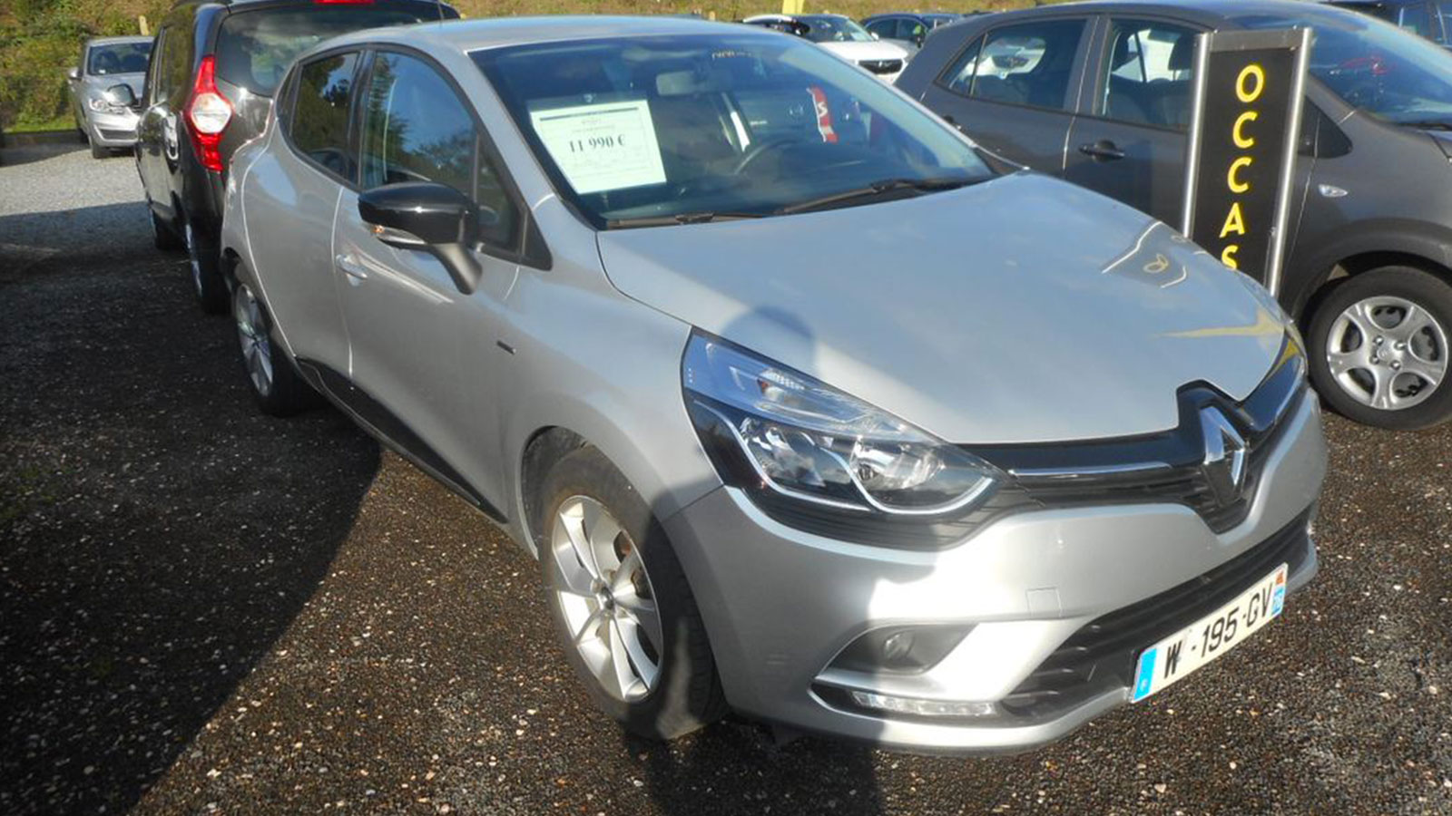 RENAULT CLIO 4 0.9 TCE 90CH LIMITED