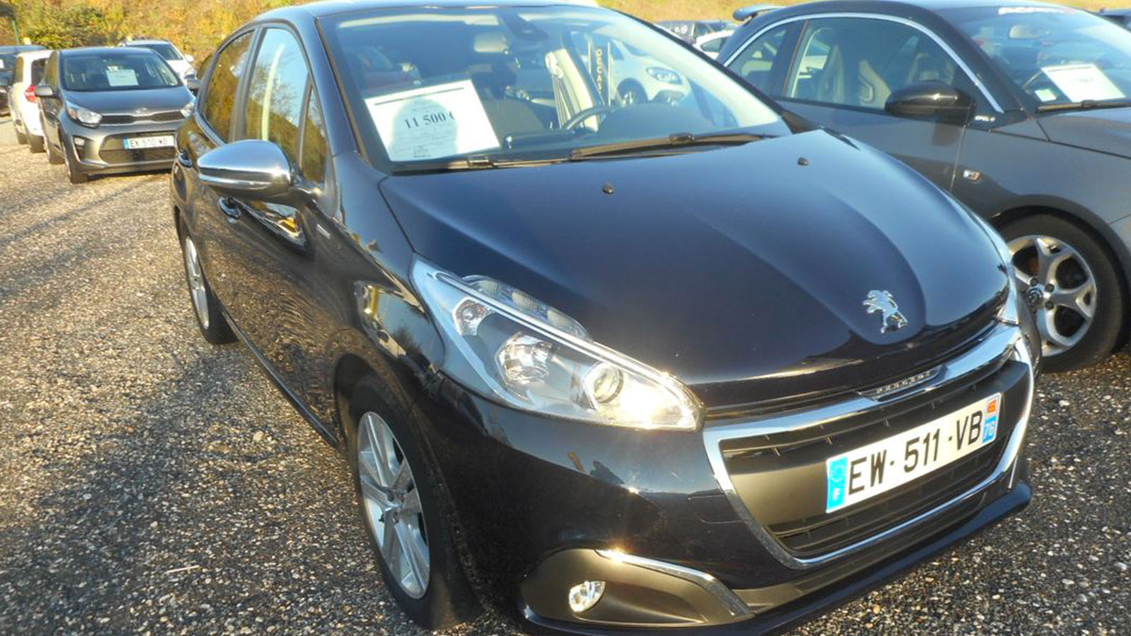 PEUGEOT 208 1.2 ESS 82CH STYLE