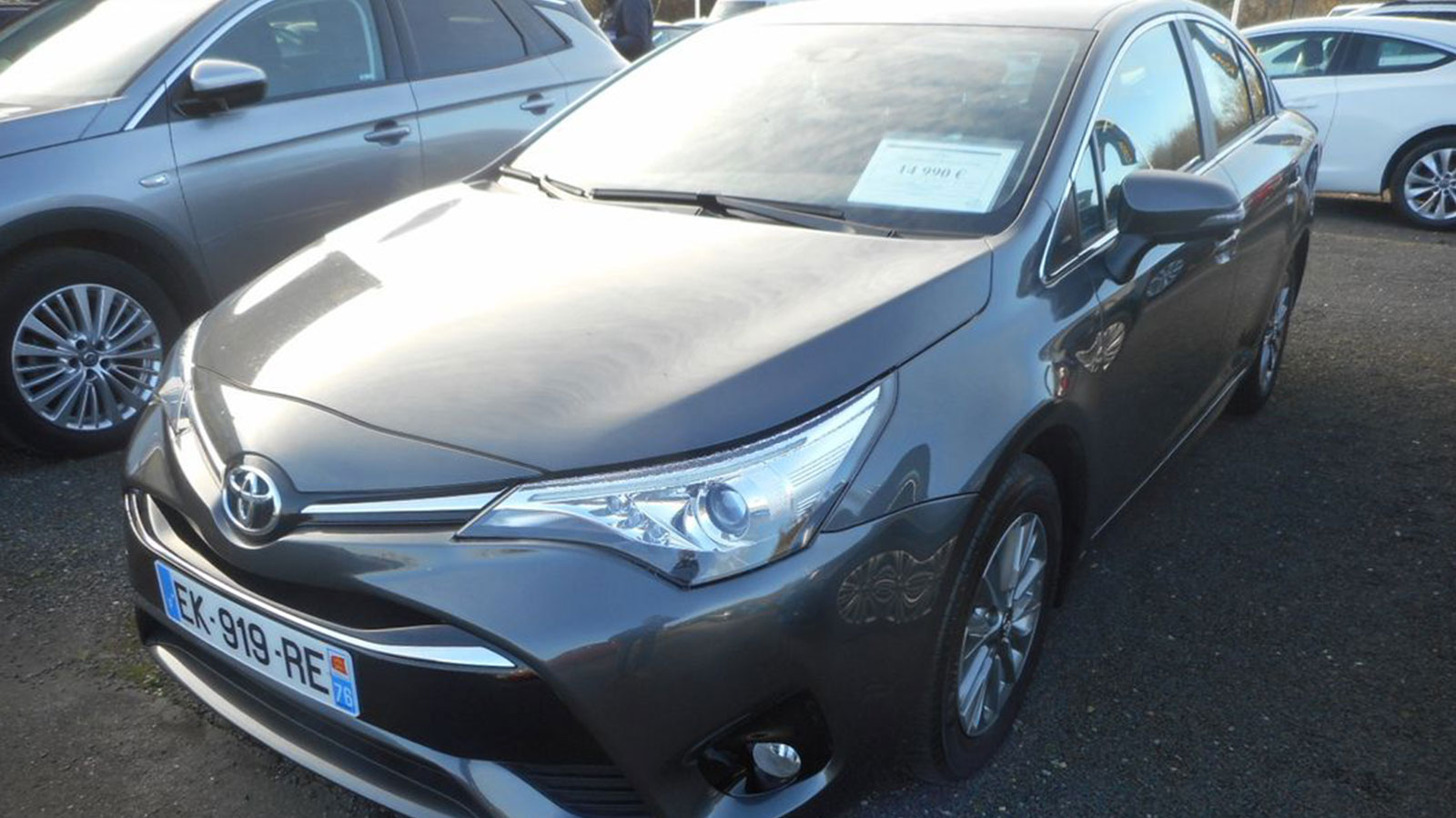 TOYOTA AVENSIS 112 D4D DYNAMIC BUSINESS