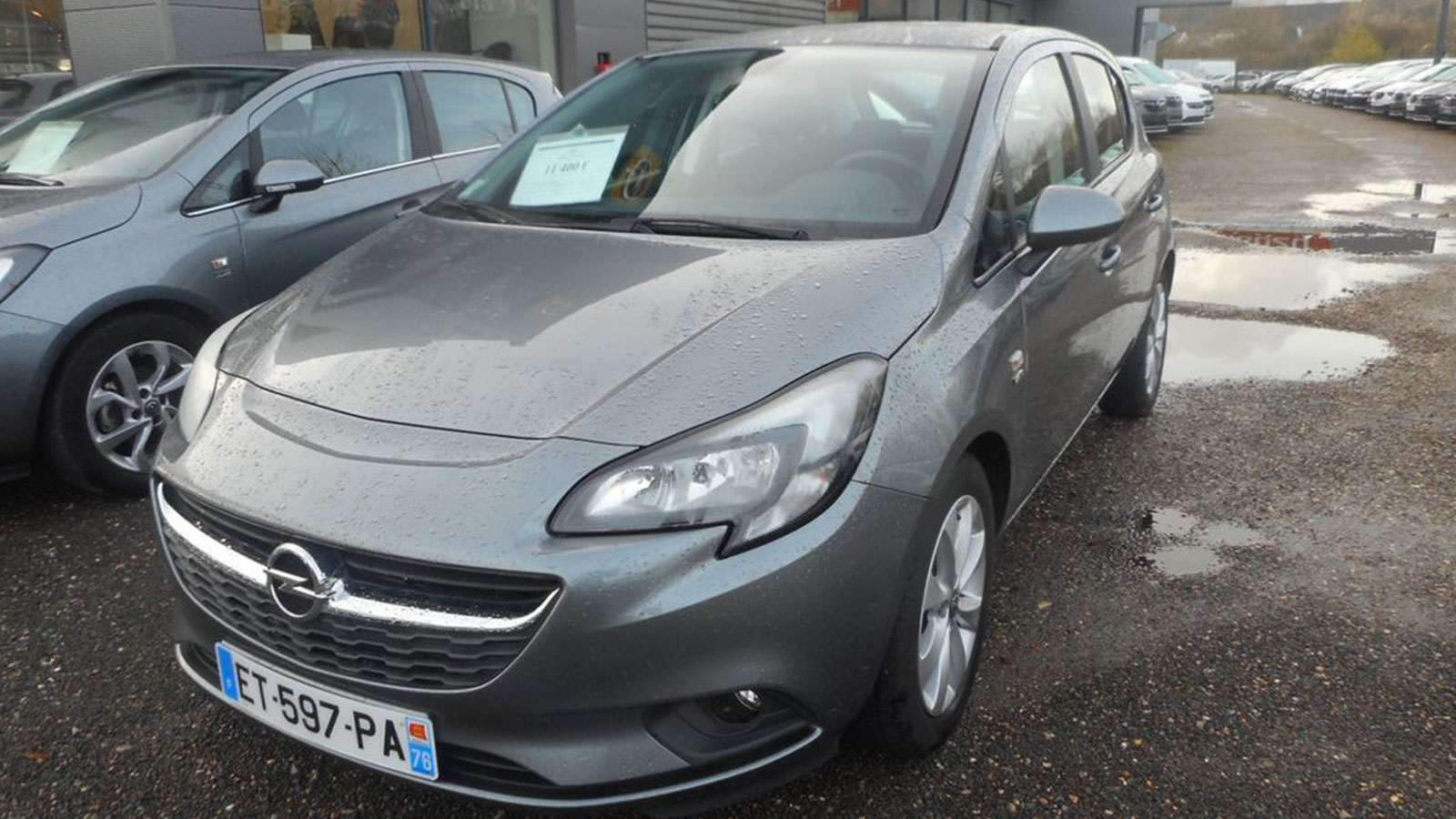 OPEL CORSA 1.4 90CH EXCITE