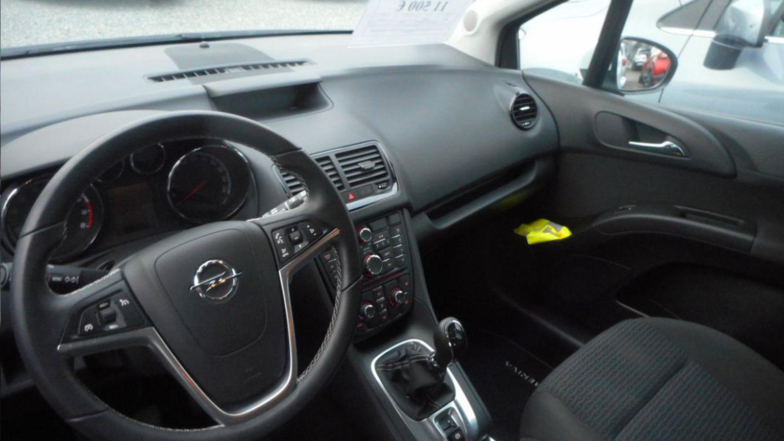 OPEL MERIVA 1.4 TWINPORT 120CH DRIVE full
