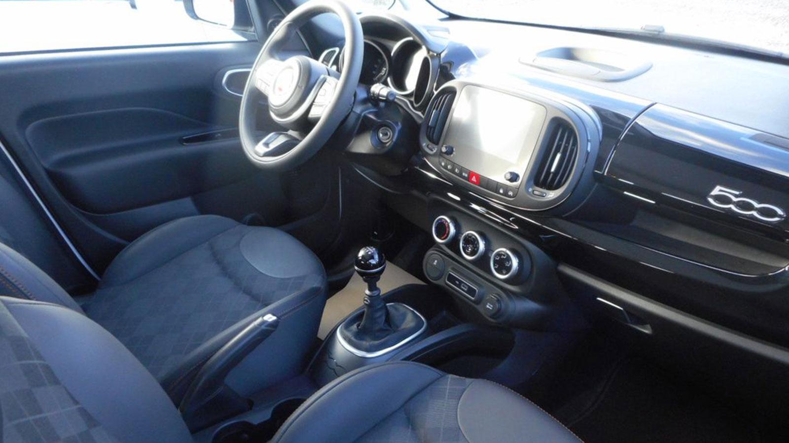 FIAT 500 L 1.4 ESS 95CH TL full