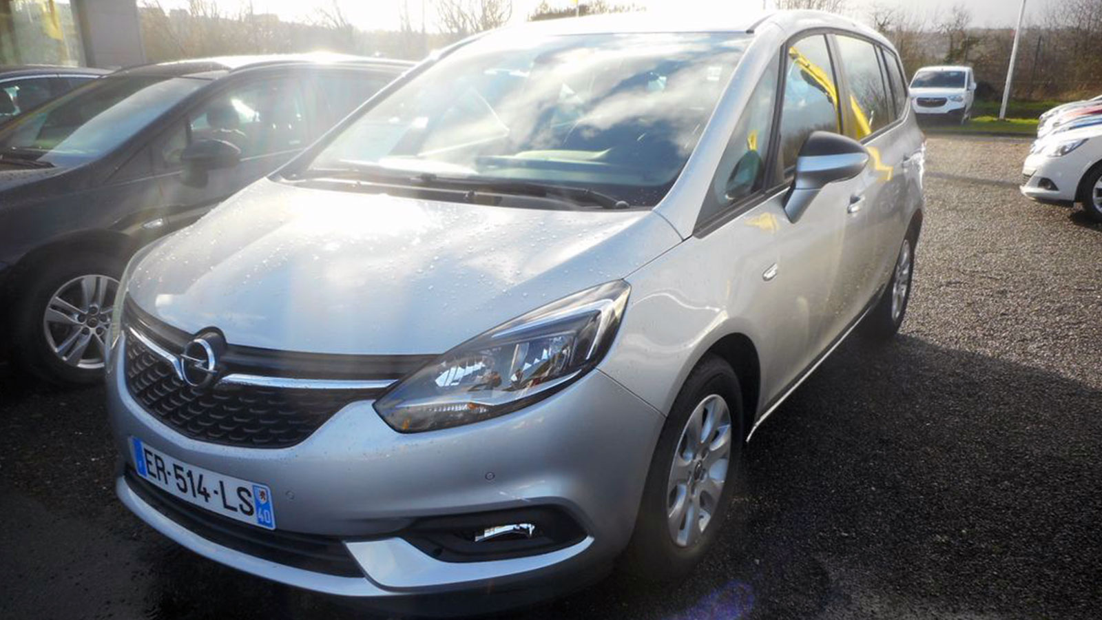 OPEL ZAFIRA BUSINESS EDITION 120CH 7 PLACES