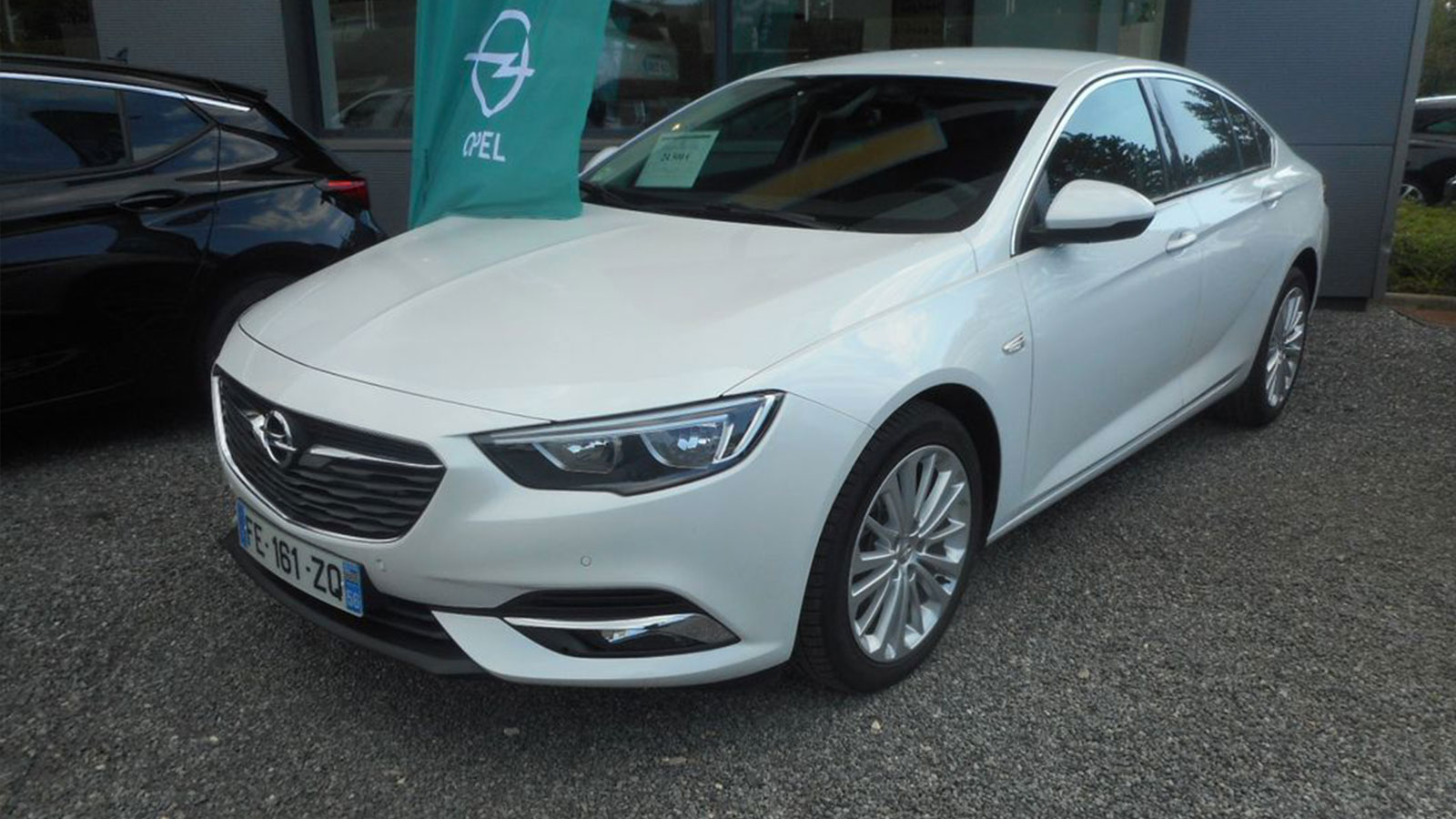 OPEL INSIGNIA GRAND SPORT 1.6CDTI 136CH INNOVATION