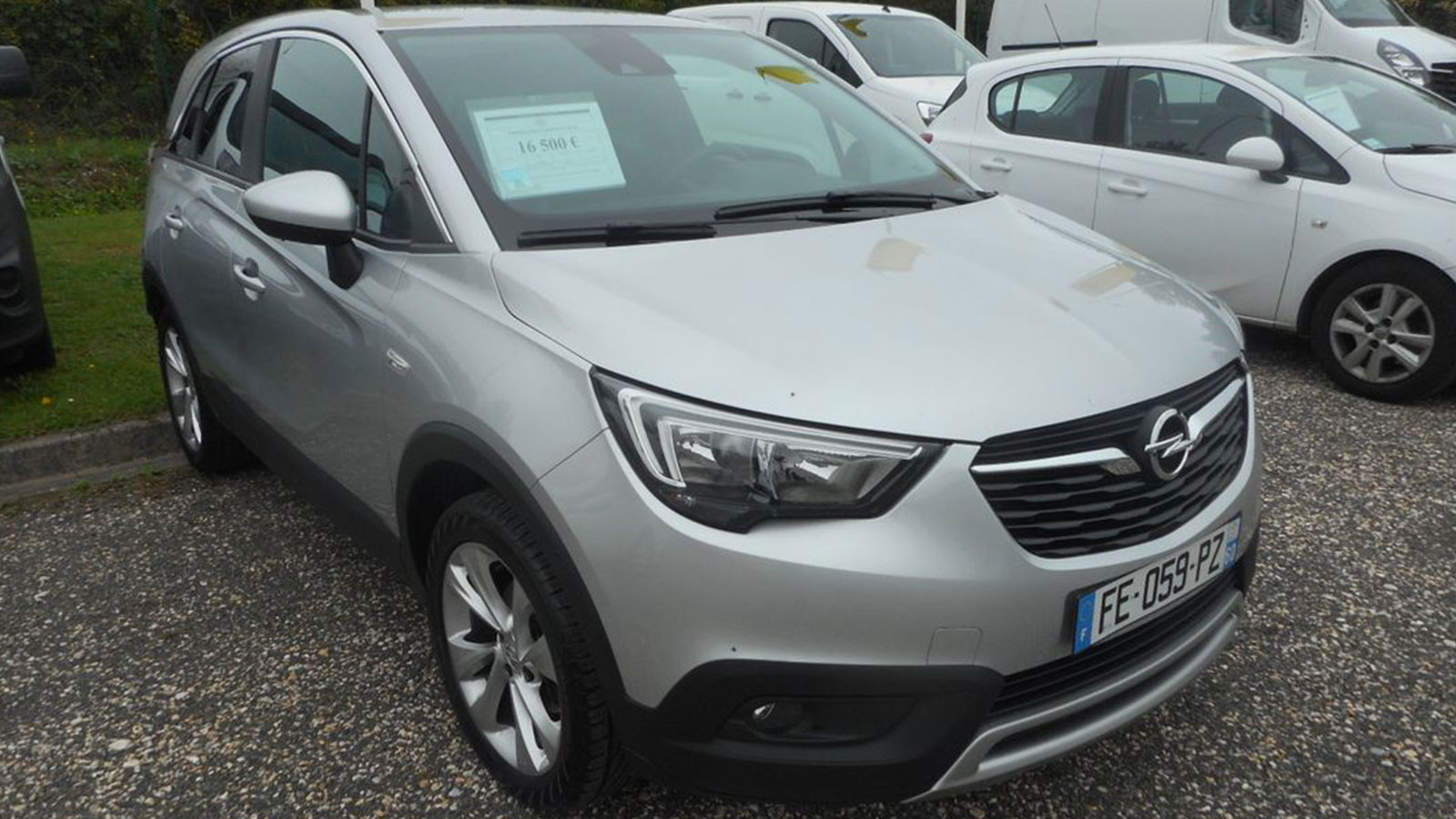 OPEL CROSSLAND X INNOVATION 1.2 TURBO 110CH
