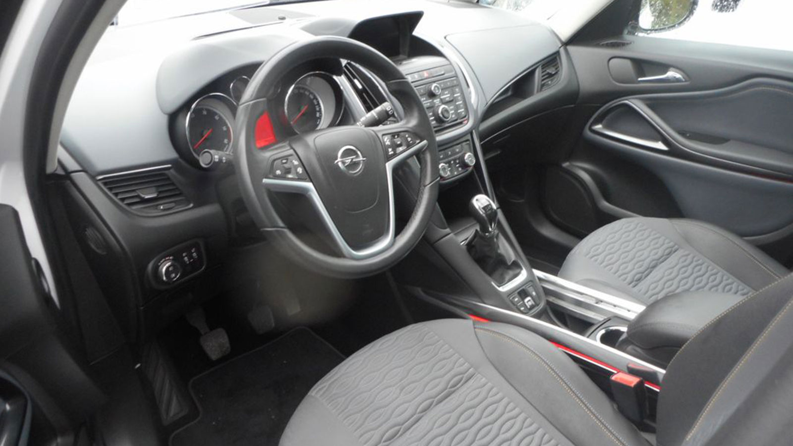 OPEL ZAFIRA TOURER COSMO PACK 1.6 CDTI 136CH 7 PLACES full
