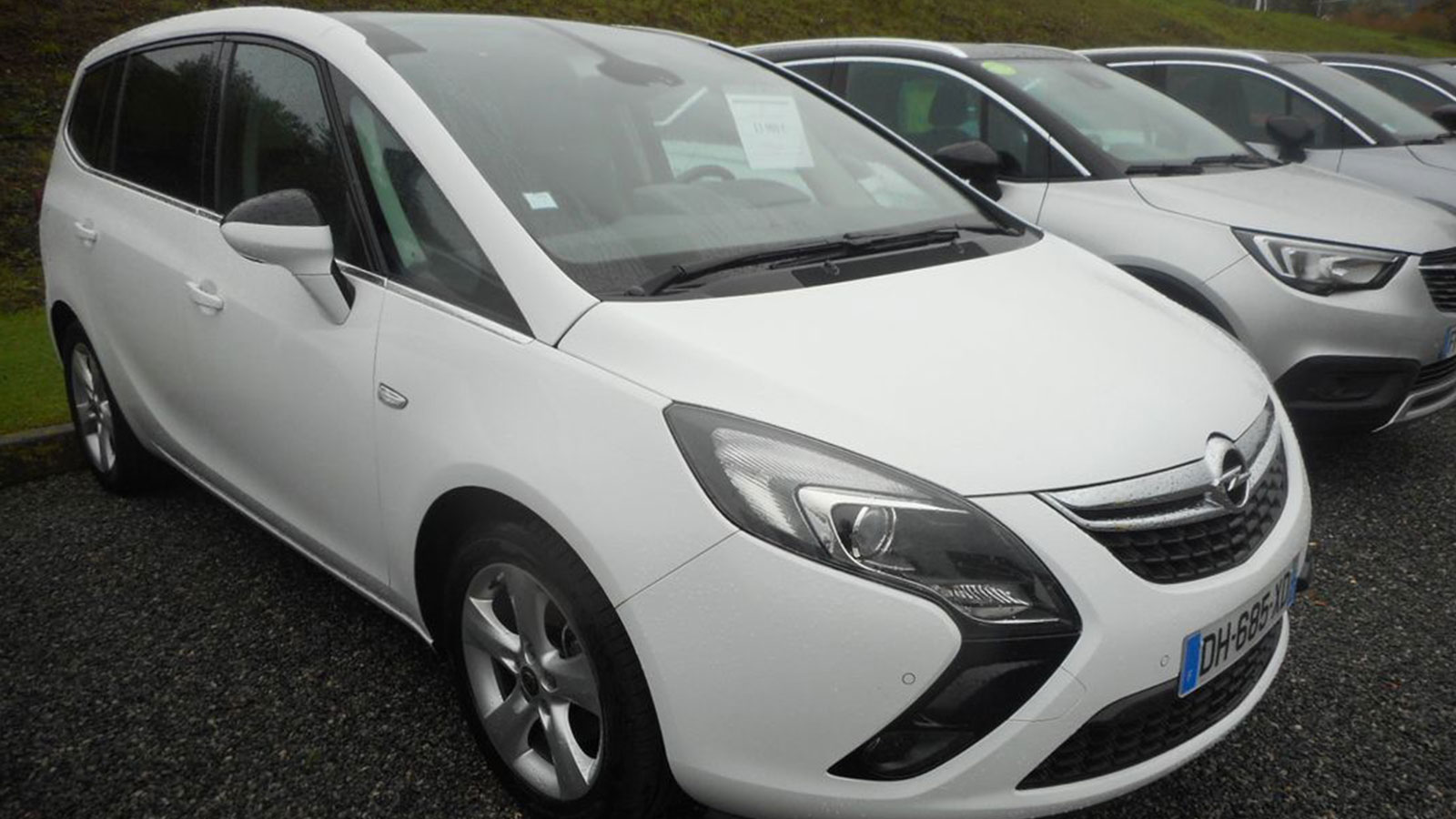 OPEL ZAFIRA TOURER COSMO PACK 1.6 CDTI 136CH 7 PLACES