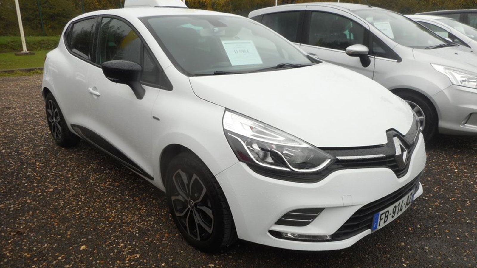 RENAULT CLIO 90CH TCE LIMITED