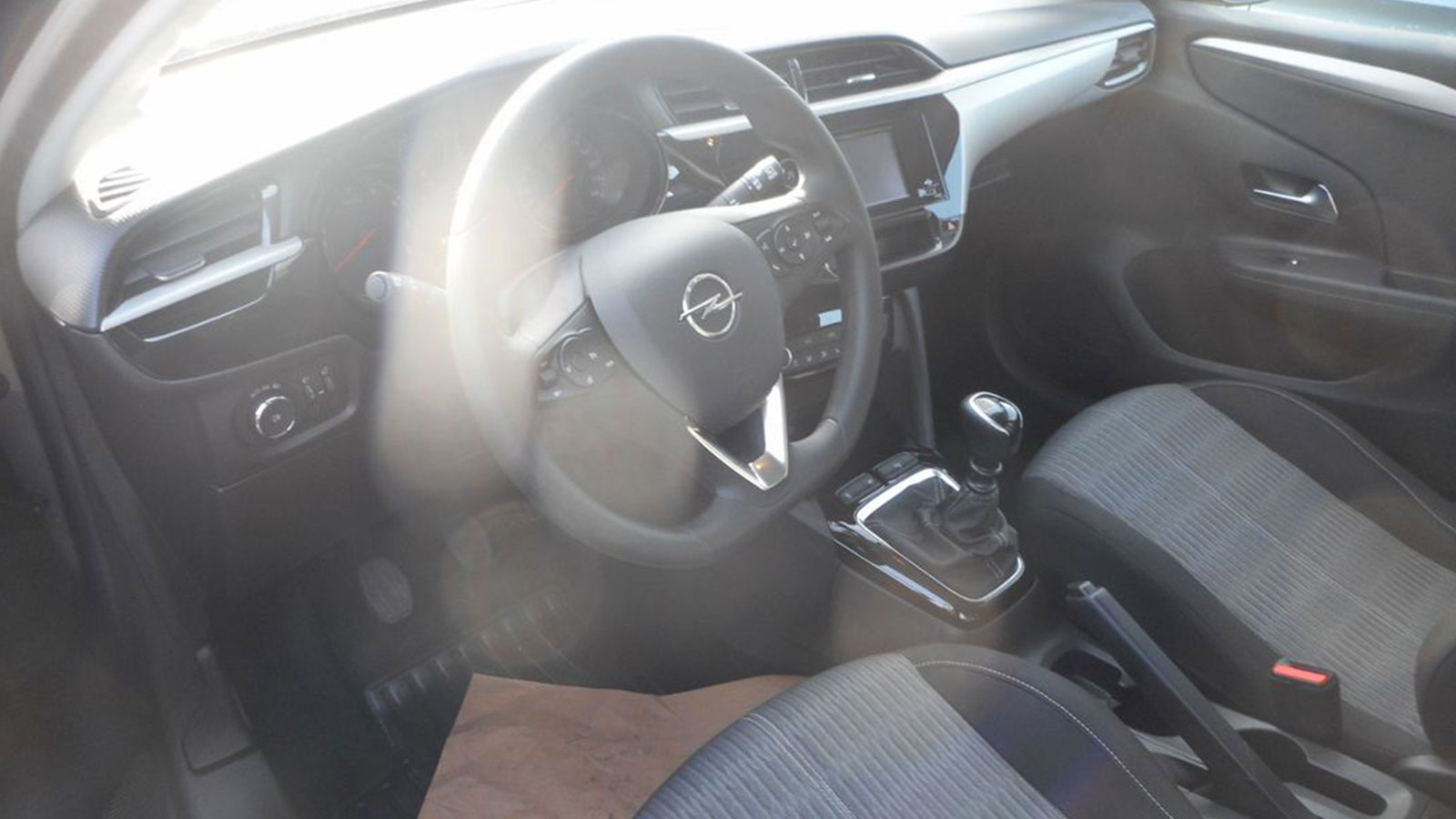 OPEL CORSA BUSINESS TURBO 100CH full