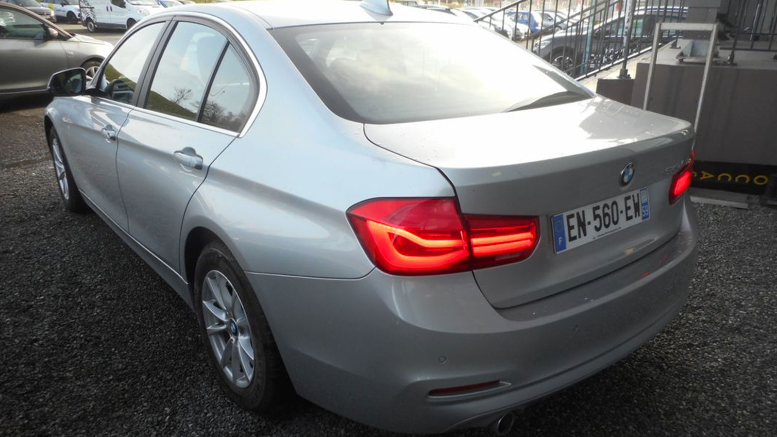 BMW 316 D BUSINESS EDITION full